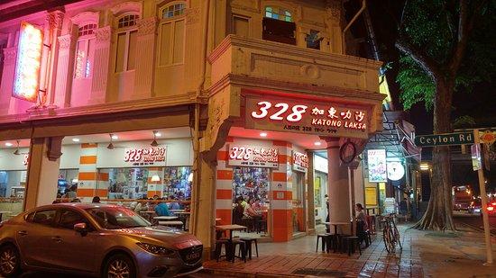 Singapore 328 Katong Laksa