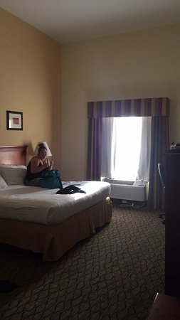 Holiday Inn Express Tampa Fairgrounds: photo0.jpg