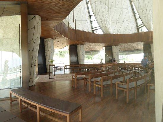 Casa de Adoración Bahá'í de Sudamérica