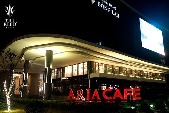 Aria Cafe The Reed Hotel Ninh Binh
