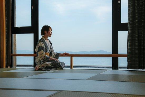 Sumoto, Japón: 露天風呂付和洋室 波瑠香TypeB