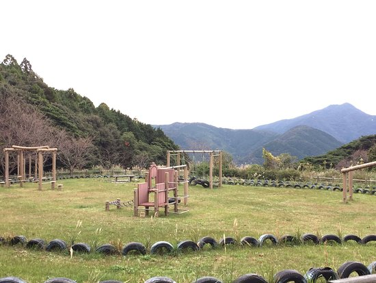 Shinkamigoto-cho, ญี่ปุ่น: 観音岳公園と観音岳展望台で撮った写真です。