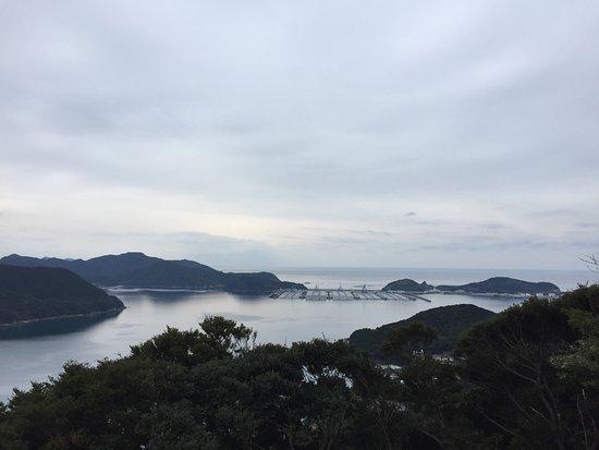 Shinkamigoto-cho, Japón: 観音岳公園と観音岳展望台で撮った写真です。