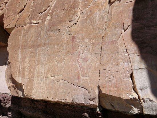 Vernal, UT: More petroglyphs