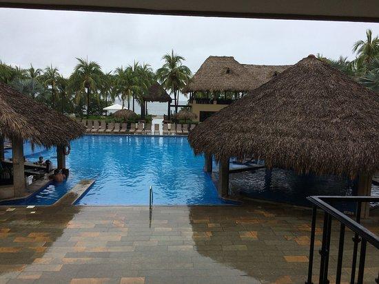 Flamingo Beach Resort & Spa: Apesar que llovio todo el dia fue increible