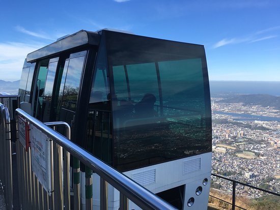‪Sarakurayama Cable Car‬