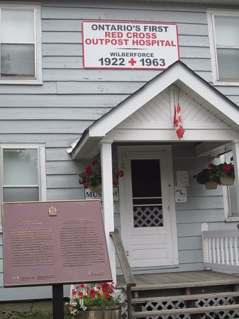 Wilberforce, Canada: A National Historic Site, Ontario's 1st Red Cross Outpost - Museum