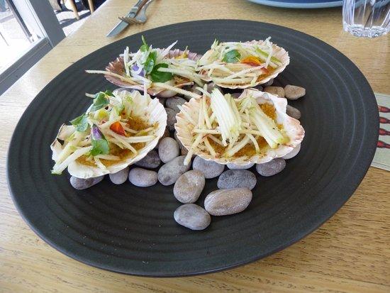Noosaville, Avustralya: Share dish