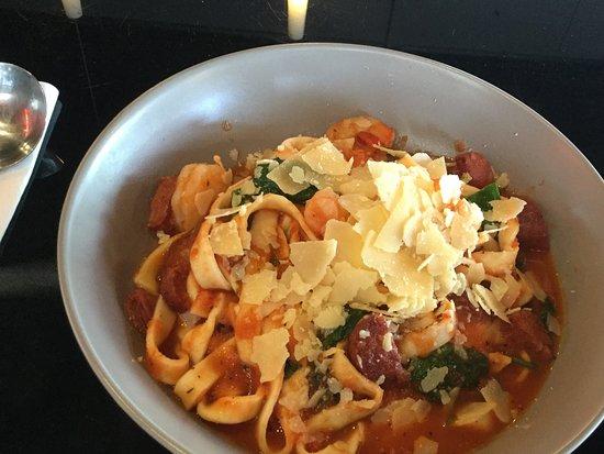 Benalla, Australia: Very tasty pasta
