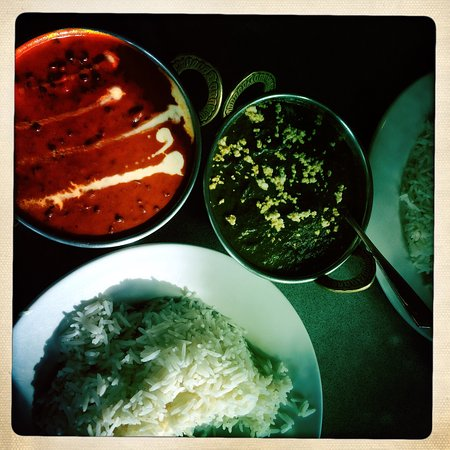 Tulsi : Delicious Indian food!