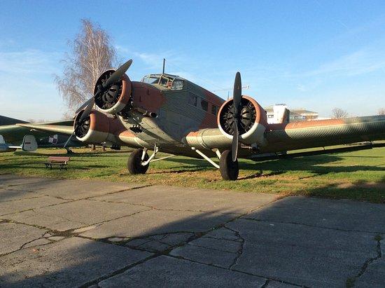 Cracovie : Tyskt transportplan Junker.