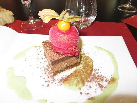 Macon, Prancis: Croquant au Chocolat