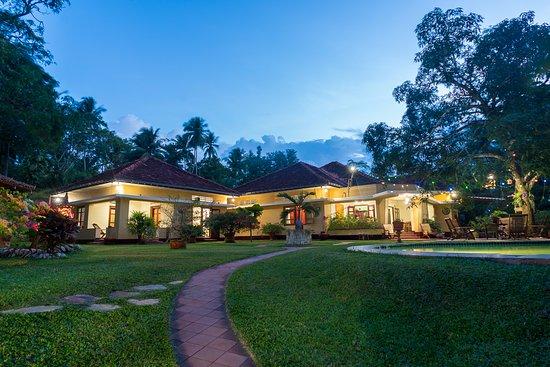 Dikwella, Sri Lanka: Hotel & grounds