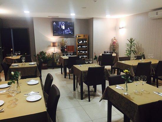 Santa Cruz do Douro, Πορτογαλία: Sala Restaurante