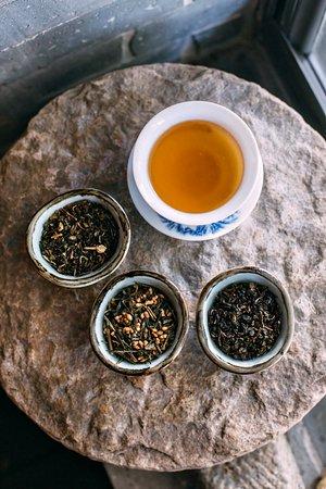 St Leonards, Australia: Our selection of teas from Ki Chan Co, Hong Kong