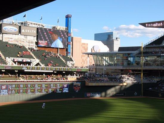 Target Field - Picture of Target Field, Minneapolis ...