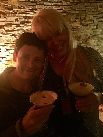 Richmond, Australia: Expresso martinis