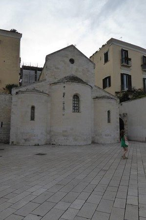 Province of Bari, Italy: old church