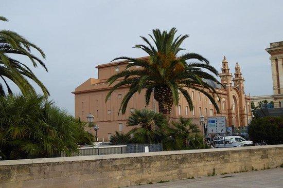 Province of Bari, Italien: wharf