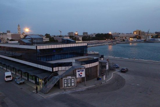 Province of Bari, Italy: ferry terminal