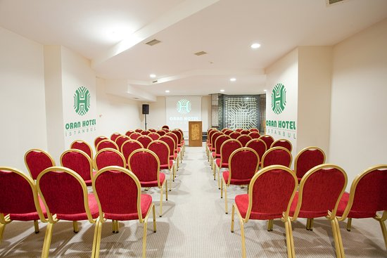 Oran Hotel: Meeting Room
