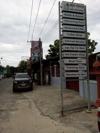 Koh Kong, Cambodia: services offered