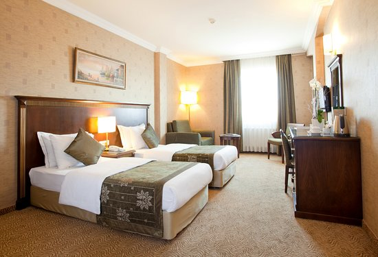 Oran Hotel: Standard Room