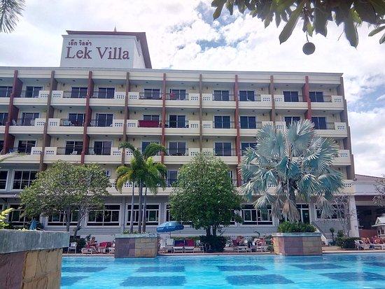 Lek Villa: 5-этажные корпус
