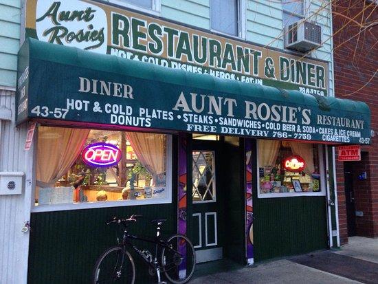 New York Diner Long Island City Ny