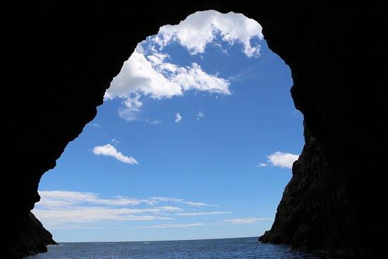 Whitianga, Nueva Zelanda: Inside a cave