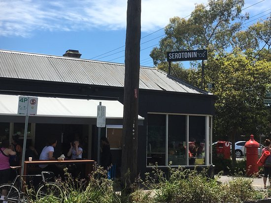 Richmond, Australia: Serotonin Eatery