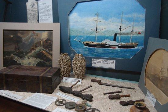 Bredasdorp, Νότια Αφρική: Im Museum