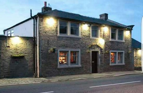 Marsden, UK: Great Restaurant with rooms.  Usual works hotel in Huddersfield was fully booked so a last minut