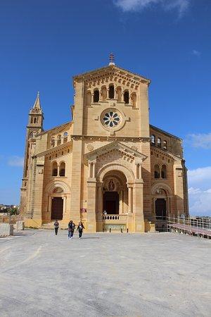 Gharb, Malta: Ta' Pinu Basilica