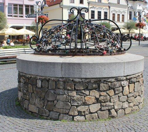 Zilina, Słowacja: Pozzo