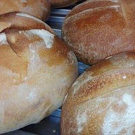 Pane della casa con lievito madre