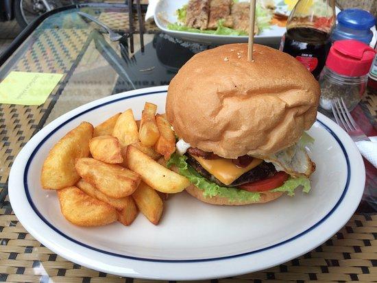 Greatest burger
