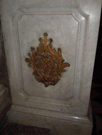 Villejuif, Francia: Détail du maître autel
