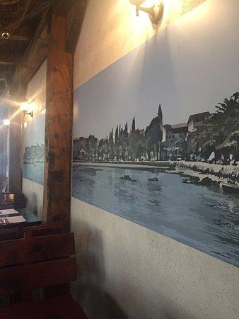 Stobrec, Kroatien: Restoran Pizzeria Peperoncino