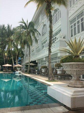 Eastern & Oriental Hotel: The Heritage Wing