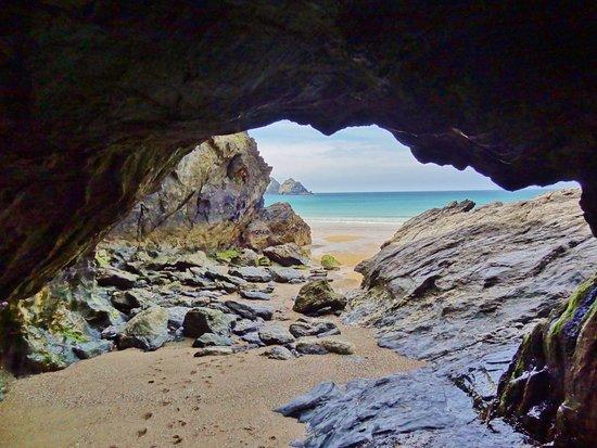 Holywell Cave