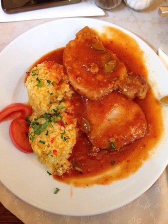 Restaurant Transilvania : Best pork ever!!!