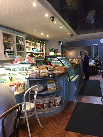 Dungarvan, Ierland: Ormond Cafe