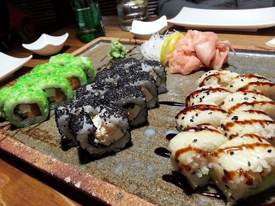 Trnava, Eslovaquia: Sushi 1