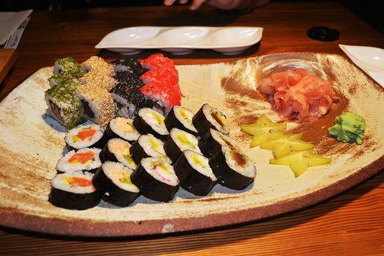 Trnava, Slowakije: Sushi 2