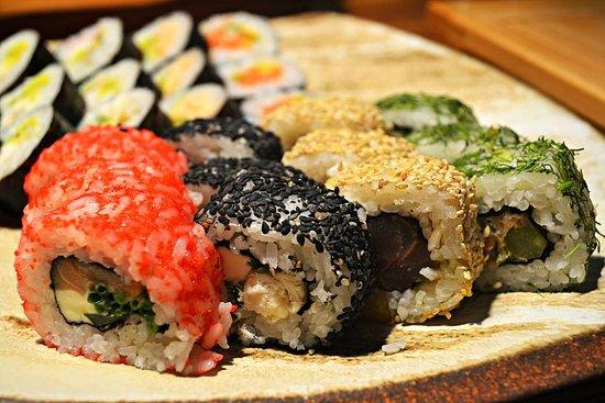 Trnava, Slowakije: Sushi 3