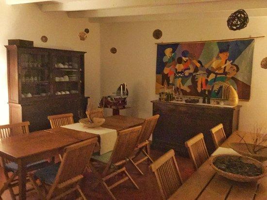 Hotel Spinguera Ecolodge: Le bar et la salle à manger