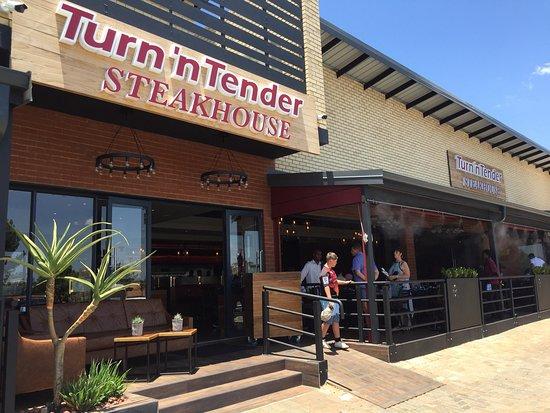 Centurion, South Africa: Turn 'n Tender