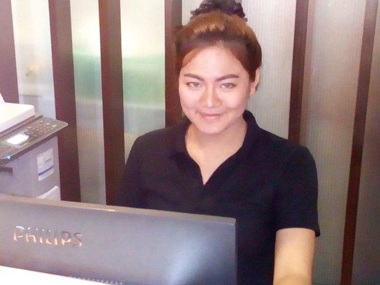 Royal Panerai Hotel Chiangmai: NIce front desk staff!