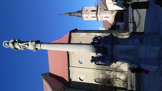 Pezinok, Slovaquie : Mary´s Column
